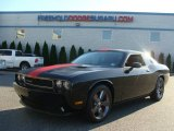 2013 Pitch Black Dodge Challenger Rallye Redline #87225355
