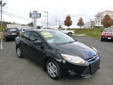 2012 Black Ford Focus S Sedan #87224947