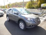 2014 Polished Metal Metallic Honda CR-V EX-L AWD #87225257