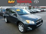 2011 Black Forest Metallic Toyota RAV4 V6 Limited 4WD #87224859
