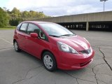 2013 Milano Red Honda Fit  #87225245