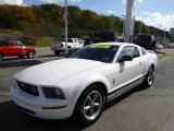 2006 Performance White Ford Mustang V6 Premium Coupe #87225161