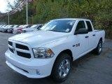 2014 Bright White Ram 1500 Express Quad Cab 4x4 #87225156