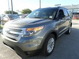 2014 Sterling Gray Ford Explorer XLT #87274349