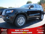 2014 Black Forest Green Pearl Jeep Grand Cherokee Laredo #87274551