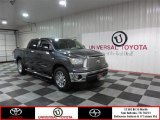 2011 Magnetic Gray Metallic Toyota Tundra CrewMax #87274375
