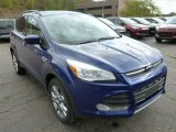 2014 Deep Impact Blue Ford Escape SE 2.0L EcoBoost 4WD #87274531