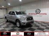 2013 Silver Sky Metallic Toyota Tundra SR5 CrewMax #87274365