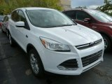 2014 Oxford White Ford Escape SE 2.0L EcoBoost 4WD #87274529