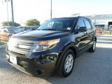 2013 Tuxedo Black Metallic Ford Explorer FWD #87274337