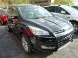 2014 Tuxedo Black Ford Escape Titanium 2.0L EcoBoost 4WD #87274528