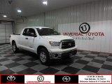 2011 Super White Toyota Tundra Double Cab #87274355