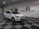 2013 Monaco White Hyundai Elantra Coupe GS #87274428