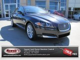 2013 Stratus Grey Metallic Jaguar XF 3.0 #87274720