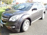 2013 Tungsten Metallic Chevrolet Equinox LT #87274246