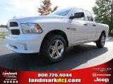 2014 Bright White Ram 1500 Express Quad Cab #87274582