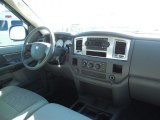 2008 Dodge Ram 1500 ST Mega Cab Dashboard