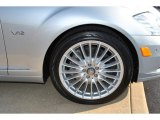 Mercedes-Benz S 2010 Wheels and Tires