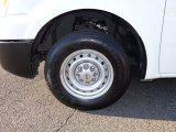 Nissan NV 2013 Wheels and Tires