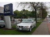 2003 Titanium Silver Metallic BMW 3 Series 325xi Sedan #8722080