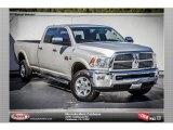 2010 Bright Silver Metallic Dodge Ram 3500 Laramie Crew Cab 4x4 #87301697