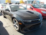 2014 Black Chevrolet Camaro SS/RS Coupe #87307845