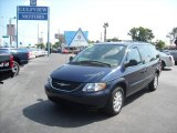 2003 Midnight Blue Pearl Chrysler Town & Country LX #8713215