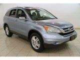 2011 Glacier Blue Metallic Honda CR-V EX-L 4WD #87307902
