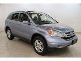2011 Glacier Blue Metallic Honda CR-V EX-L 4WD #87307900