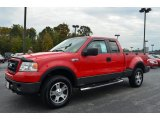 2007 Ford F150 FX4 SuperCab 4x4 Data, Info and Specs