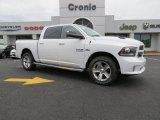 2014 Bright White Ram 1500 Sport Crew Cab 4x4 #87307772