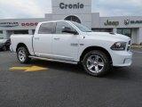 2014 Bright White Ram 1500 Sport Crew Cab 4x4 #87307768