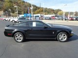 2006 Black Ford Mustang V6 Premium Coupe #87307705