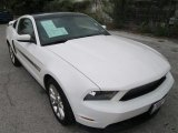 2011 Performance White Ford Mustang GT/CS California Special Coupe #87307703