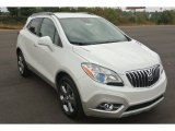 2013 White Pearl Tricoat Buick Encore Convenience #87307933