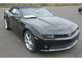 2014 Black Chevrolet Camaro LT/RS Convertible #87307932