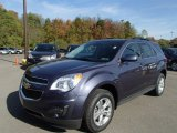 2014 Atlantis Blue Metallic Chevrolet Equinox LT AWD #87307749