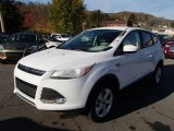 2014 Oxford White Ford Escape SE 1.6L EcoBoost 4WD #87307988