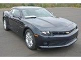 2014 Blue Ray Metallic Chevrolet Camaro LS Coupe #87307926