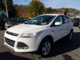 2014 Oxford White Ford Escape SE 1.6L EcoBoost 4WD #87307986