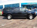 2013 Onyx Black GMC Yukon XL SLT 4x4 #87307692