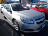 2013 Silver Ice Metallic Chevrolet Malibu ECO #87307853