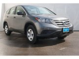 2014 Polished Metal Metallic Honda CR-V LX AWD #87307737