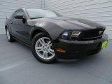 2011 Ebony Black Ford Mustang V6 Premium Coupe #87307807