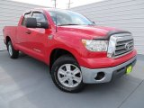 2007 Radiant Red Toyota Tundra SR5 Double Cab #87307805