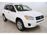 2011 Super White Toyota RAV4 I4 4WD #87307914