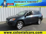 2010 Black Forest Pearl Toyota RAV4 I4 4WD #87308029