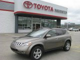 2003 Polished Pewter Metallic Nissan Murano SL AWD #8713632