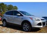 2014 Ingot Silver Ford Escape Titanium 2.0L EcoBoost #87341951