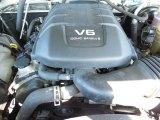 Honda Passport Engines